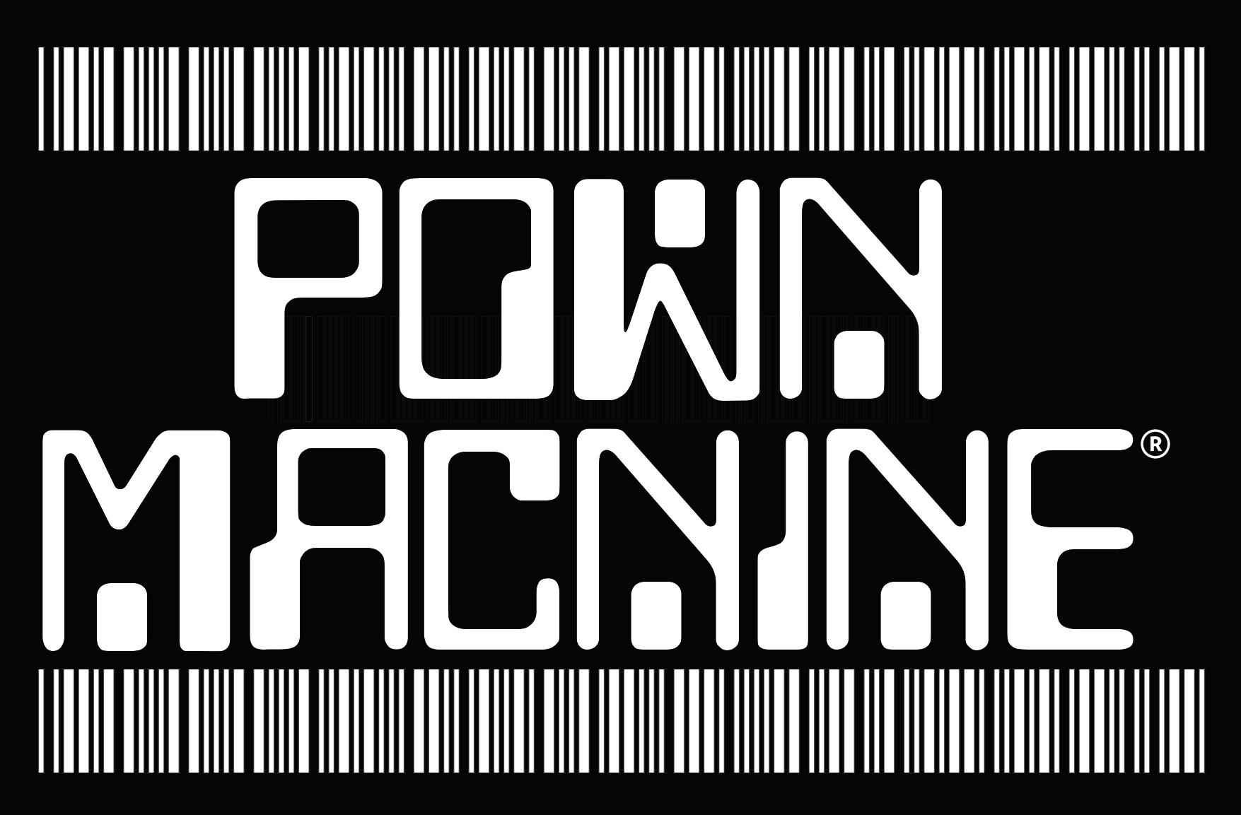pown machine logo